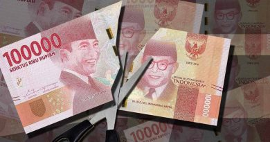 Potongan Uang Rupiah