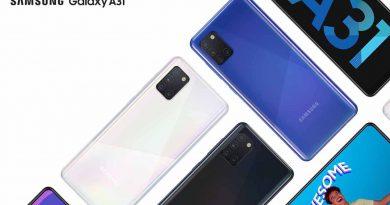 Samsung Galaxy A31-001