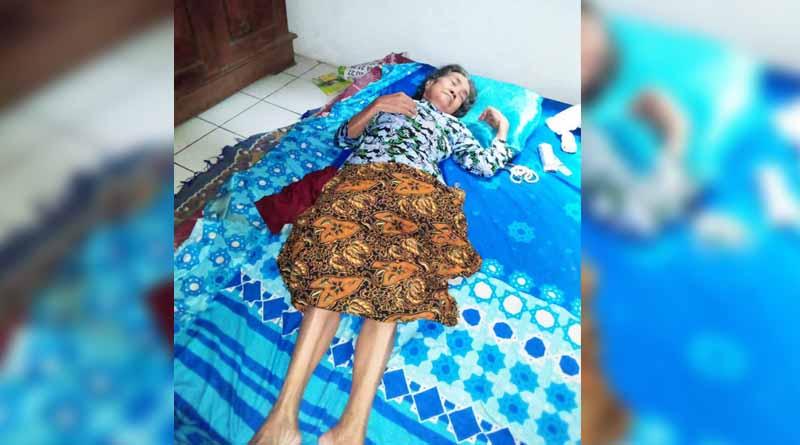 Himbauan Bantuan 2 Nenek Di Donorojo
