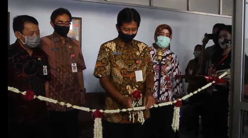 Pembukaan Klinik GTK Dinas Pendidikan kota Semarang