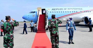 Kunjungan Presiden Ke Jawa Tengah