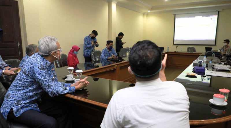penerimaaan siswa baru Jawa Tengah 17062020