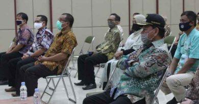 Kunjungan Walikota Pekalongan Ke Gereja Agape