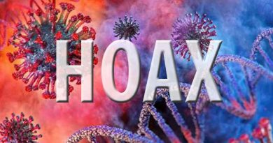 Aggapan Hoax Covid-19