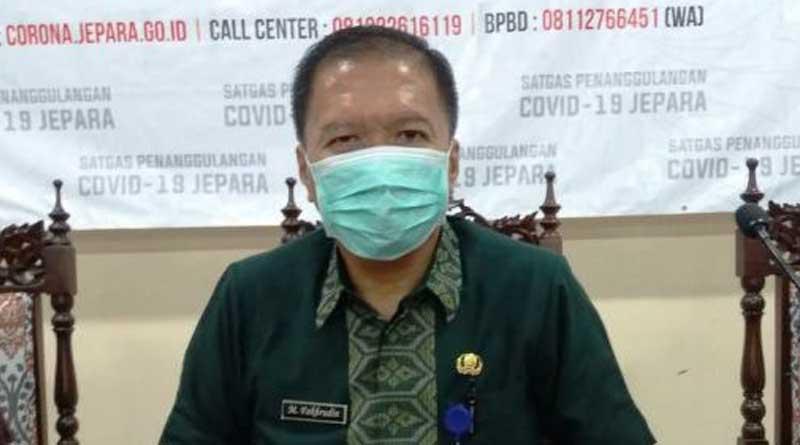 Ketua Gugus Percepatan Covid-19 Kabupaten Jepara