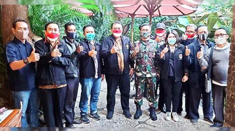 Pertemuan Forkommas dan Dandim 0733 BS Kota Semarang
