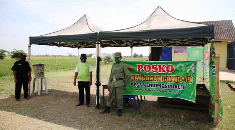 Posko Jogo Tonggo