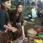 Pasar Tradisi Lembah Gunung Merapi