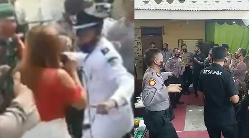 Polisi-Dangdutan-Saat-Pandmi