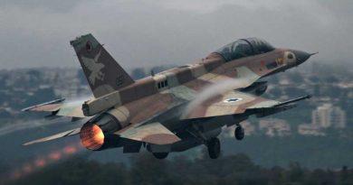 Serangan-Pesawat-Israel-Ke-Palestina