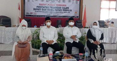 Penetapan Bupati Kendal Dico-jurnaljateng.id