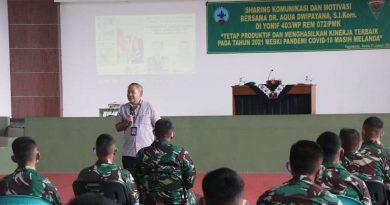 Prajurit Yonif 403/WP-jurnaljateng.id