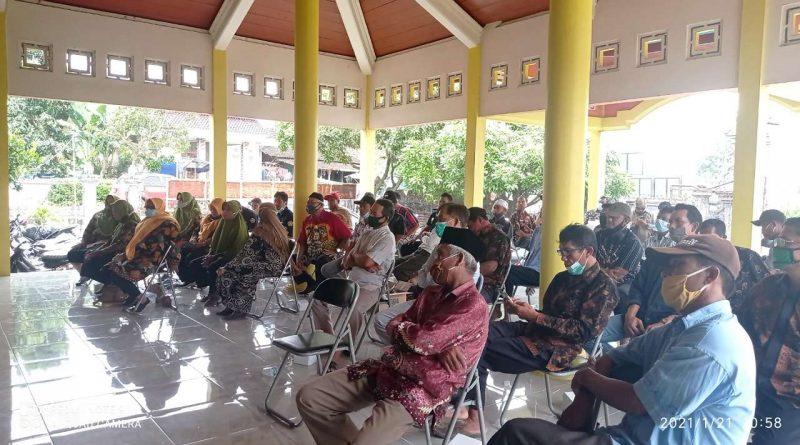 Musrenbangdes Desa poncorejo-jurnaljateng.id
