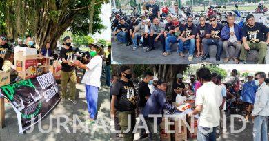 Club sepeda Nderek Yogyakarta berbagi jurnaljateng.id