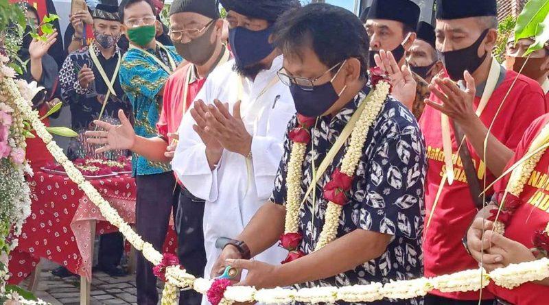 Pemotongan Pita Dishub Semarang-jurnaljateng.id