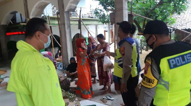 Polsek Brangsong Beri Bantuan-Jurnaljateng.id