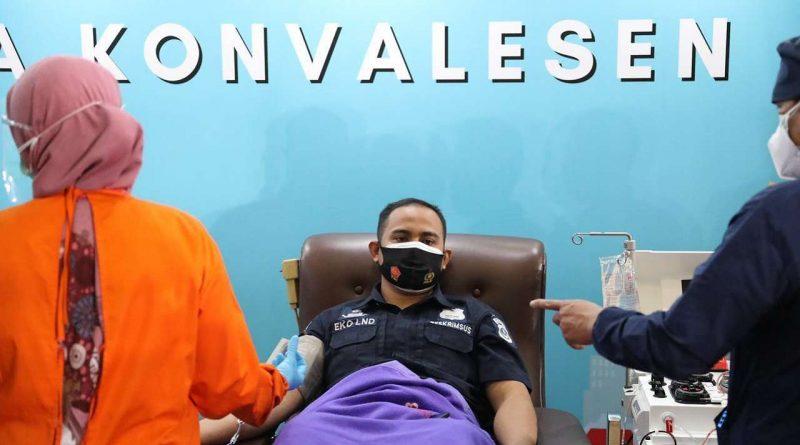 Donor Plasma Polri - jurnaljateng.id