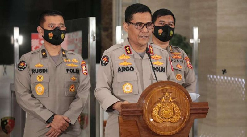 Argo Yuwono Pers Rilis Ustad Maaher meninggal