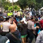 Demo Mahasiswa Papua otonomi Khusu