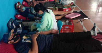 Giat Sosial Donor Darah Di Bandungan