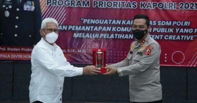 Listyo Sigit Prabowo 100 hari program prioritas