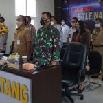 Launcing ELTE Kabupaten Batang di Polres Batang