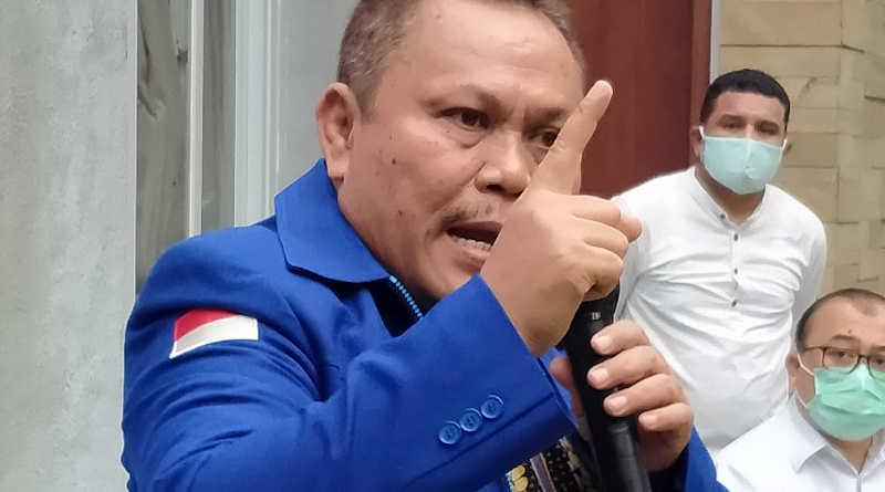 Jhoni Allen Marbun Sekjen PD KLB Sumatra Utara