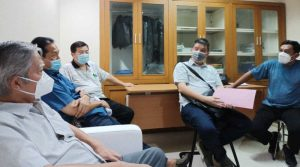 Narendra Pengaduan masalah banjir Puri Anjasmoro