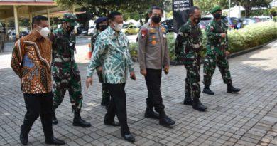 Danrem 072 Yogyakarta Peringati Harkitnas