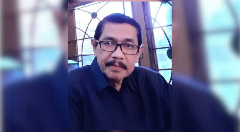 Ketua Dewan Pendidikan Kota Semarang, Dr Drs Budiyanto, SH, M.Hum