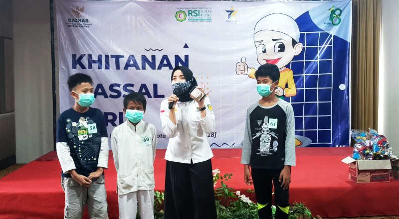 Baznas Kota Semarang adakan Kithanan Masal-jurnaljatengdotid