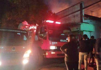 Kebakaran Toko Tekstil Di Ponorogo