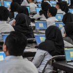 Pendaftaran-test dan penerimaan CPNS