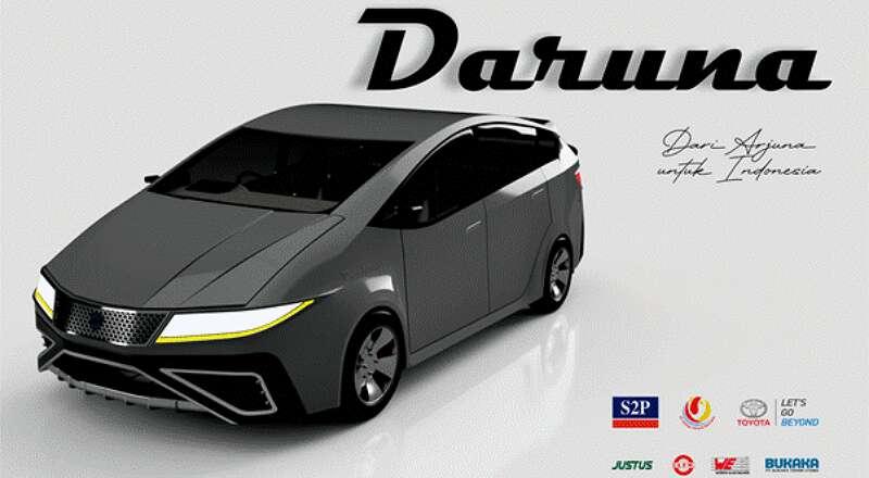 Mobil listrik Druna