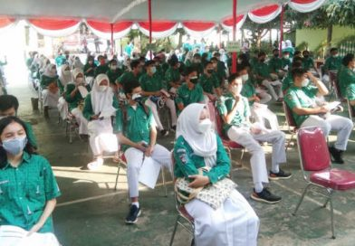Vaksinasi SMAN4 Semarang-jurnaljateng