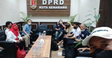 AWPI Lakukan Pertemuan Dengan Ketua DPRD