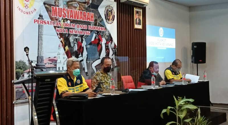 Muskot PDBI Kota Semarang 2021-jurnaljateng