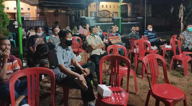Pemilihan Ketua RT05-02 Siroto Susukan Semarang 2021-jjid