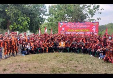 Diklat Pemuda Pancasila di Kalijambe Sragen