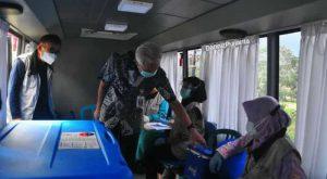 Ganjar Pranowo kunjungan vaksin di magelang-jurnaljateng