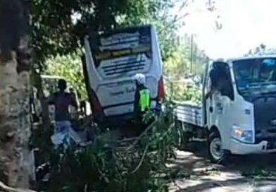 Kecelakaan truck