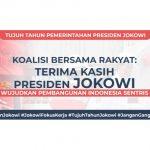 Spanduk Dukungan Jokowi-jurnaljateng